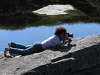 Spiegelungen am Wasser fotografieren