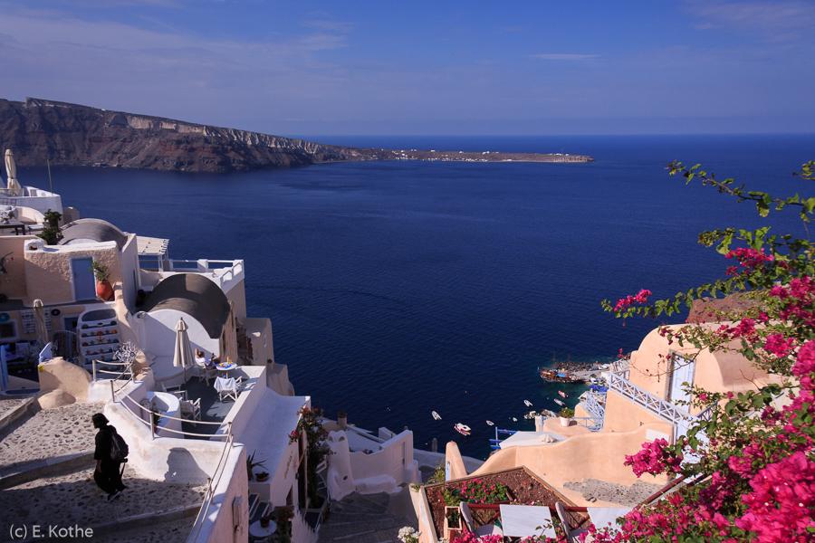 Teilnehmerbild der Fotoreise nach Santorini