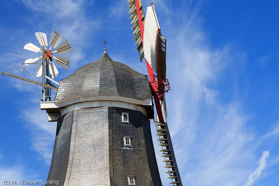 Beispielbilder zur Fotoreise Windmühlen im Moor in und um Worpswede