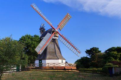 Beispielbild zur Windmuehlen Fotoreise Worpswede
