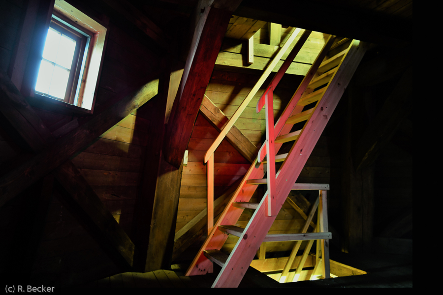 Teilnehmerbild der Fotoreise Lightpainting im Teufelsmoor in Worpswede