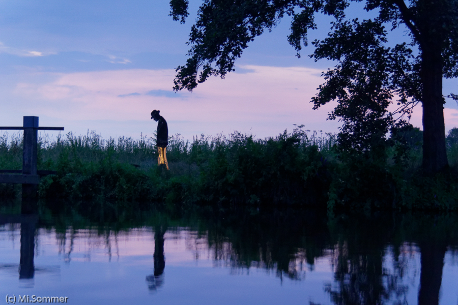 Teilnehmerbild der Fotoreise magisches Licht im Moor