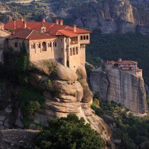 Fotoreise nach Griechenland zu den Meteora Klöstern